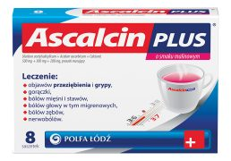 Ascalin Plus Karton 8sasz